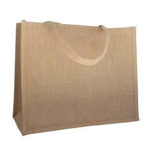 Landscape Jute Bag