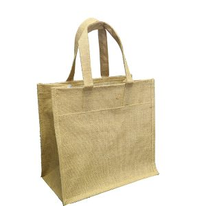 Stylish Jute Shopper
