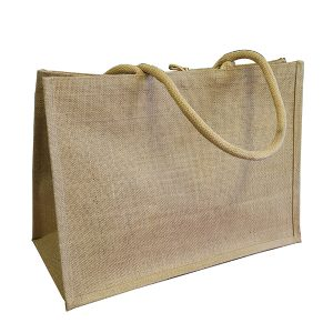 Large Landscape Jute Bag