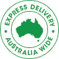Express Delivery<br>Australia-wide