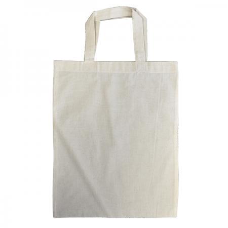 Small Cotton Tote Bag